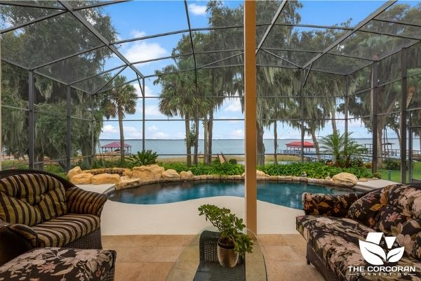 Mount Dora Florida Waterfront Homes For Sale