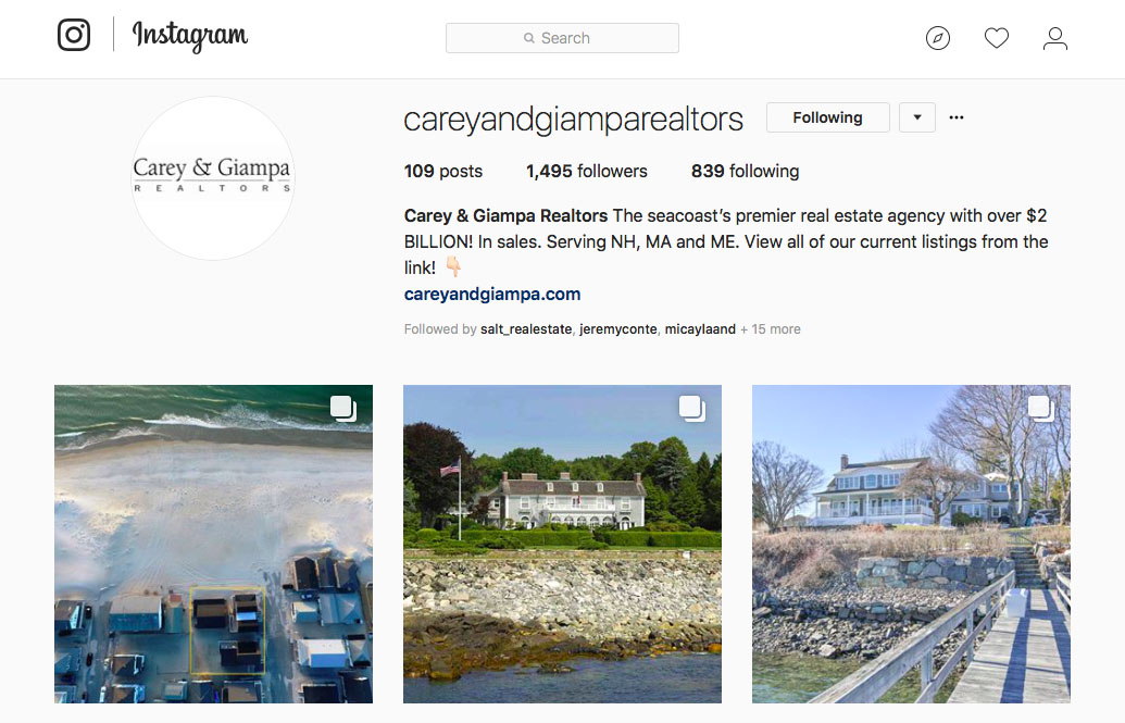 Carey & Giampa Realtors on Instagram