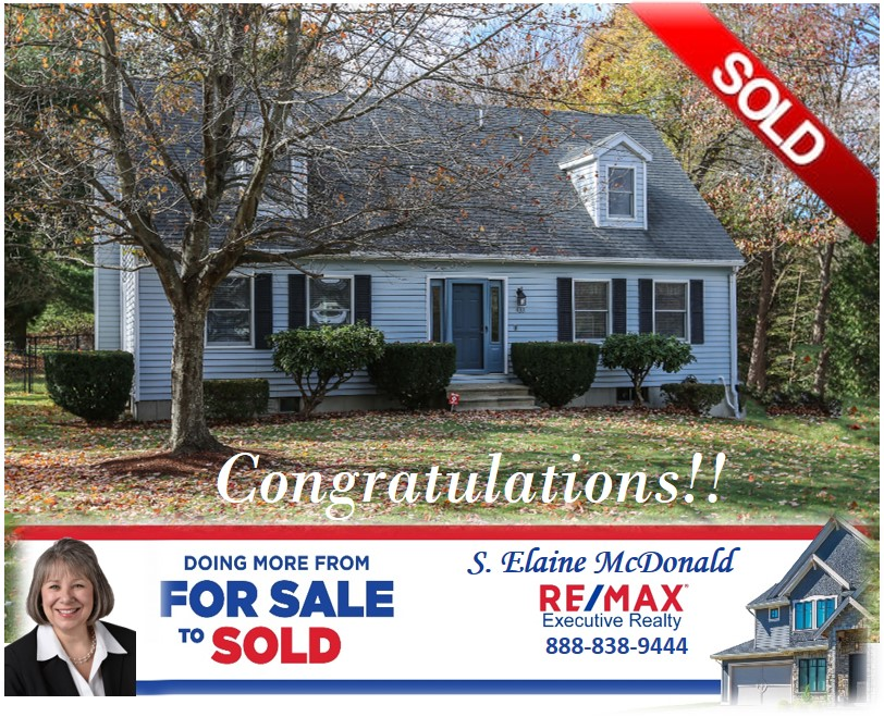 Home Sold by S. Elaine McDonald at 432 Pleasant St, Marlborough, MA