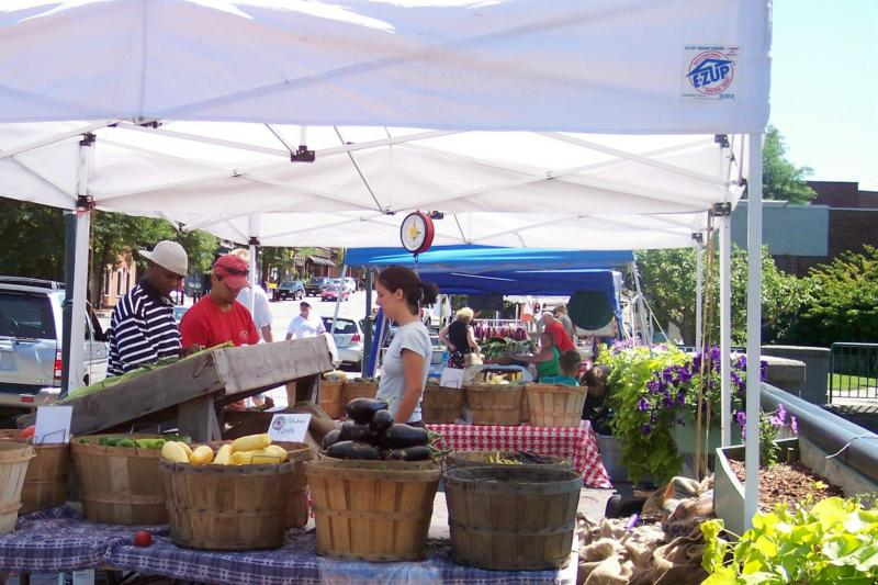 Vermont Farmer's Market