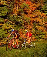 Mad River Valley biking trails