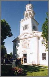 Old First Church, Old Bennington VT