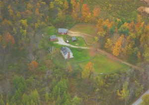 Vermont farm property