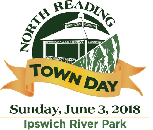 North Reading Town Day Logo