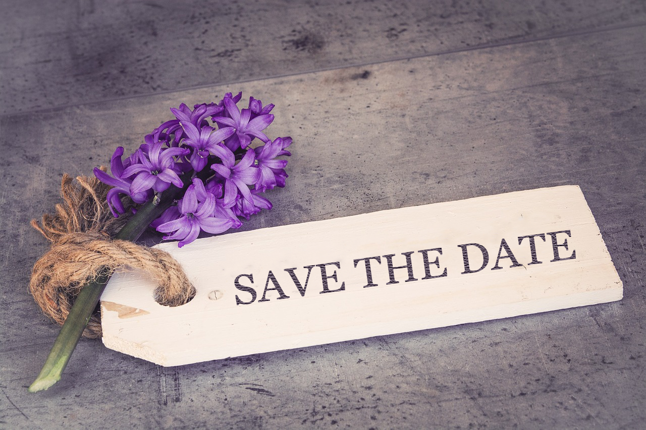 Spring Save The Date