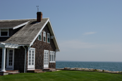 Cape Cod Waterfront Home