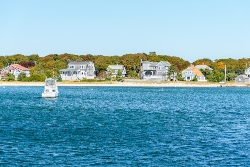 Beachfront Homes in New England