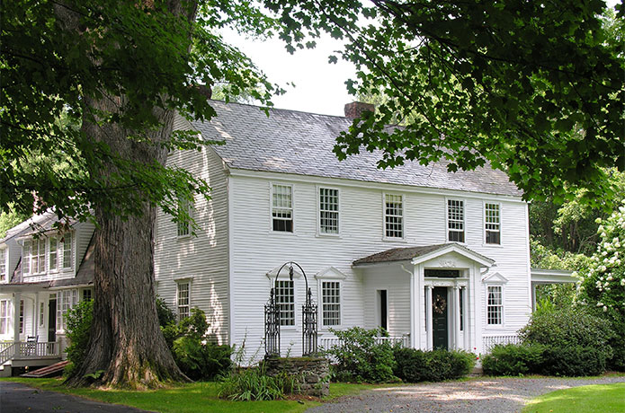 A Historic Colonial Home