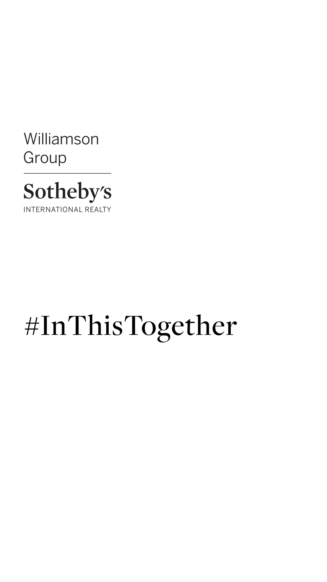 Williamson Group Sotheby's International Realty Logo
