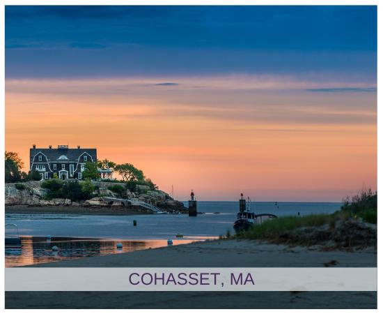 Cohasset MA Real Estate