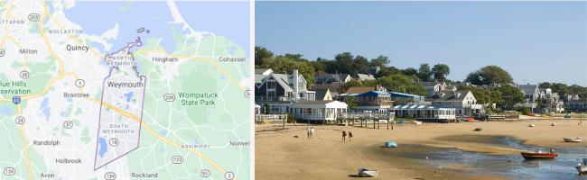 Weymouth Real Estate
