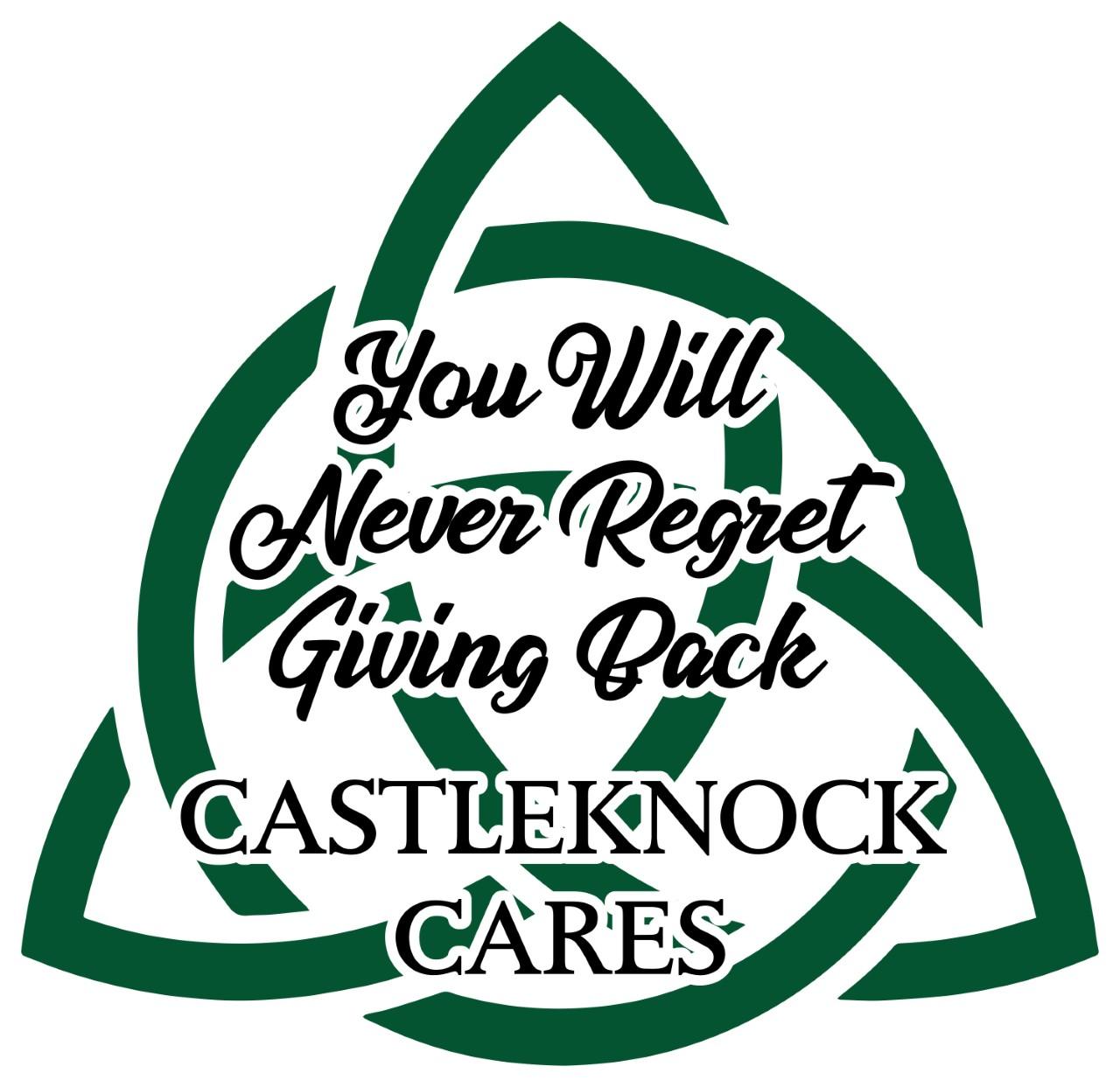 Castleknock Cares Logo