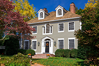 Wakefield MA Colonial Style Home