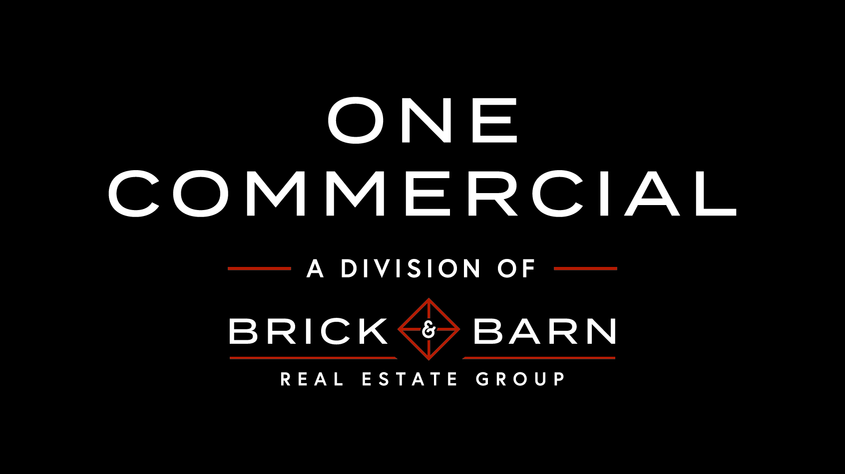 One Commercial Real Estate: Division of Brick & Barn Real Estate Group