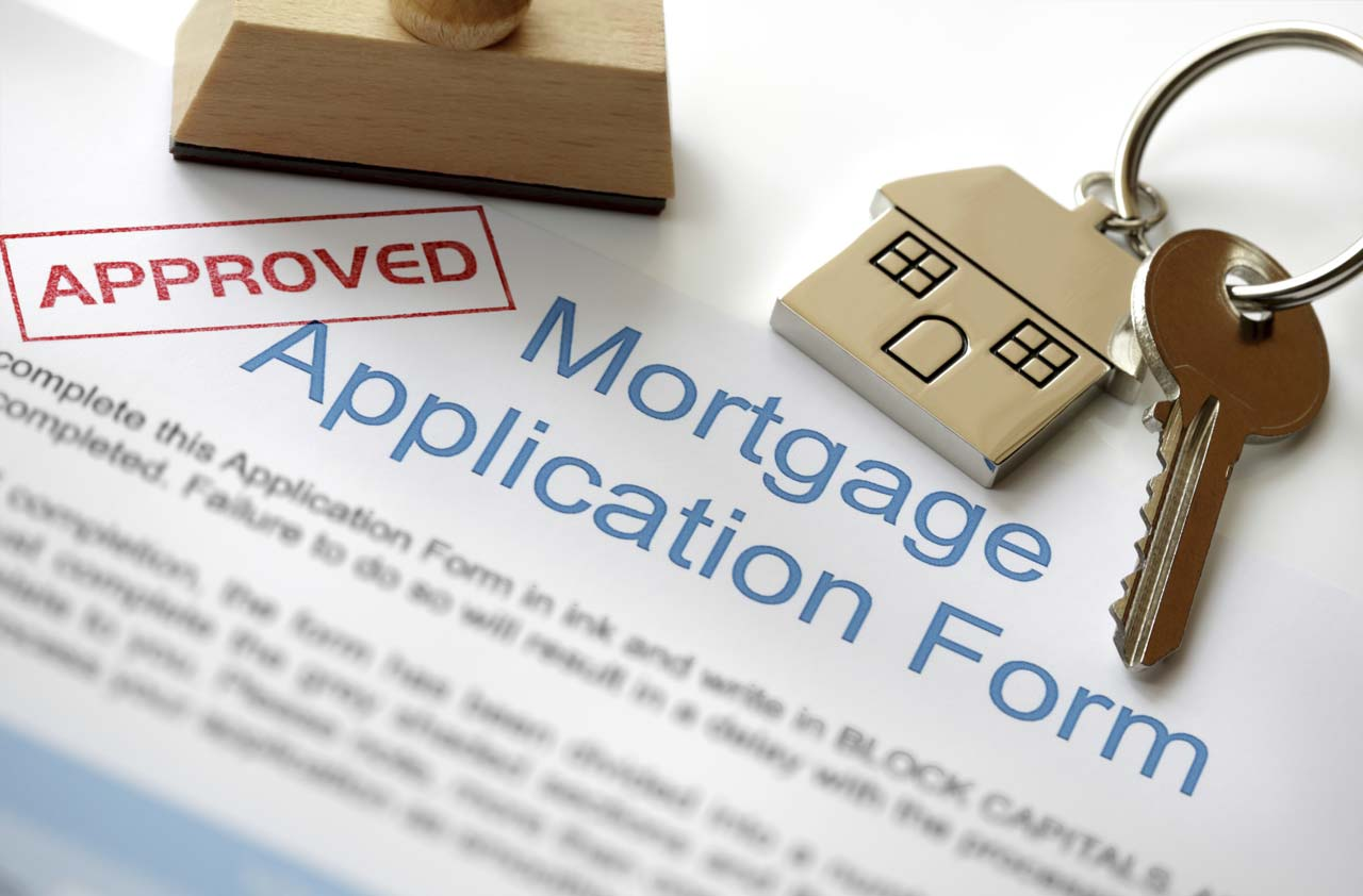 Home Buyers Mortgage Application