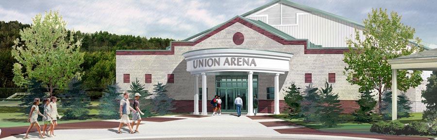 Union Arena Woodstock VT