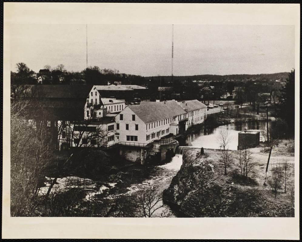 Historic Photos of Newton Upper Falls MA