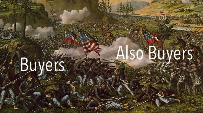 bidding wars