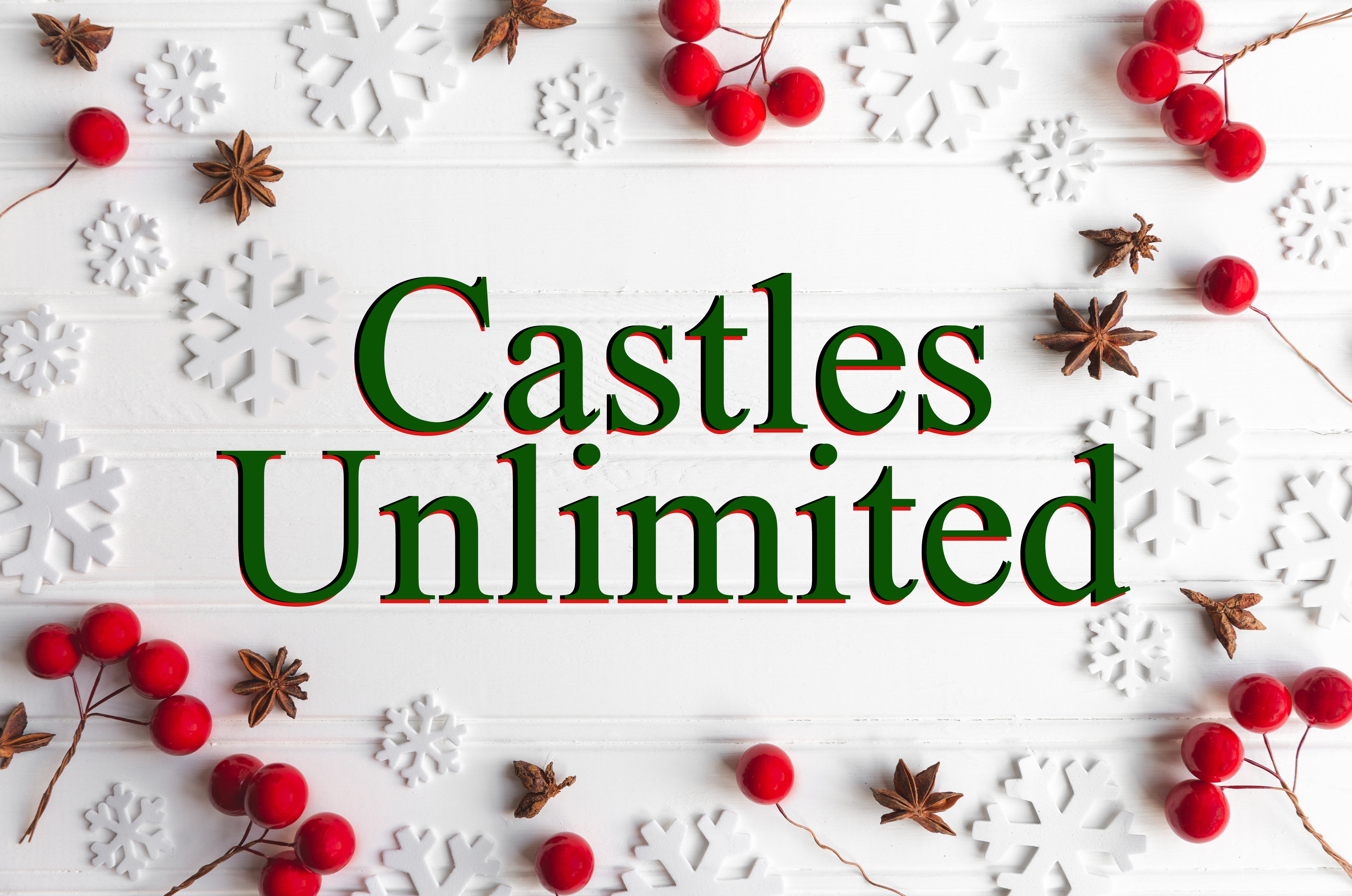 Castles Unlimited: Christmas Special