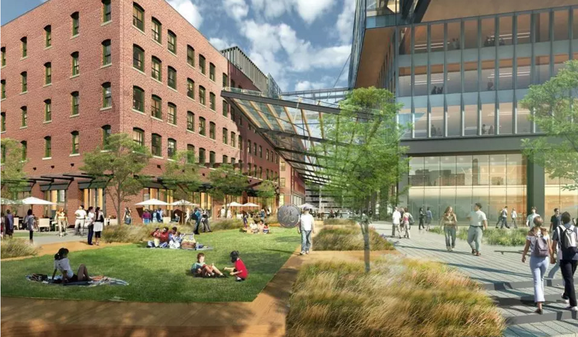 Construction Set to Begin on Fenway Center