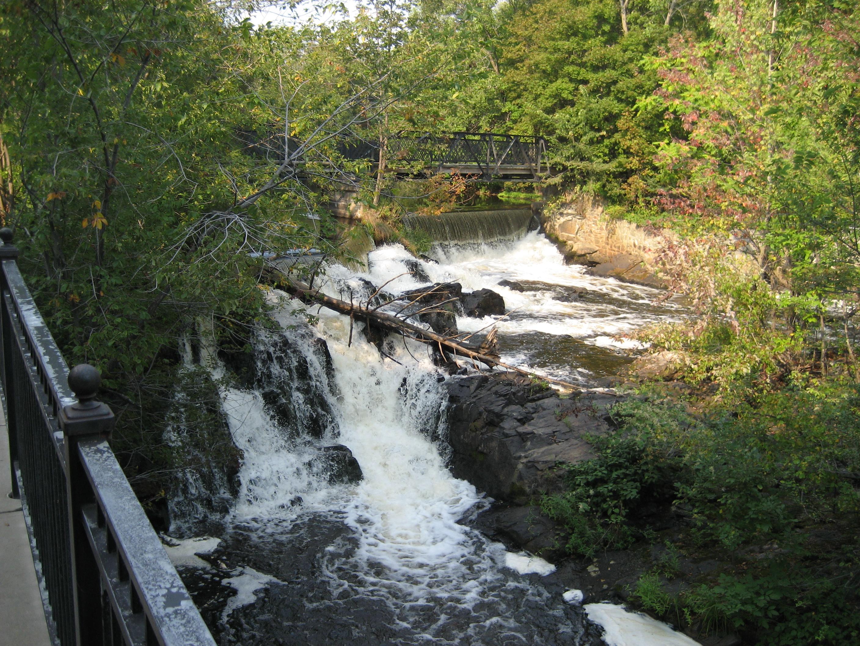 Newton Lower Falls