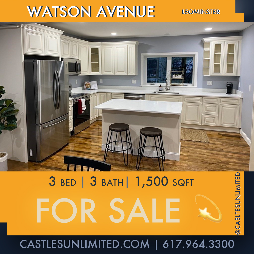 48 Watson Avenue, North Leominster, Leominster, MA 01453