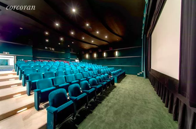 The Hamptons private theatre