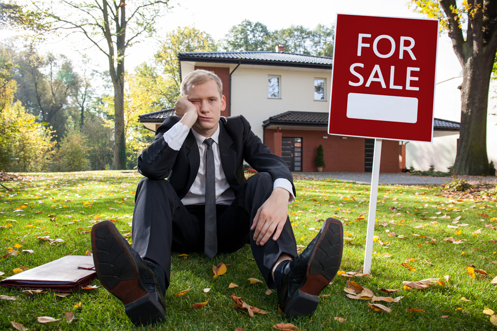 signs your home is overpriced