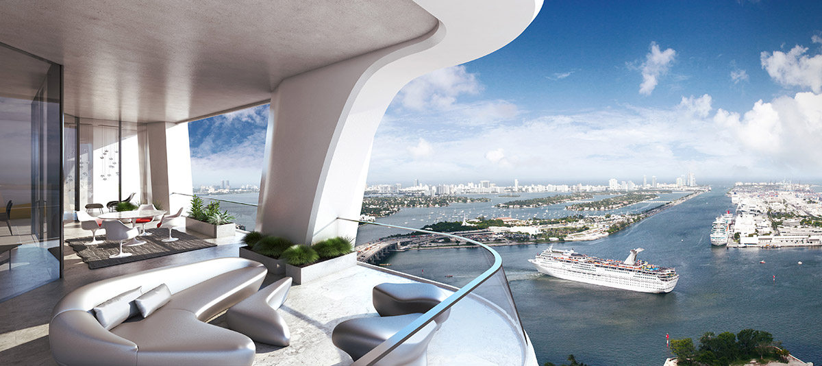 david and victoria beckhams miami penthouse