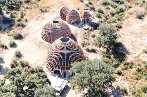 kanye calabasas domes
