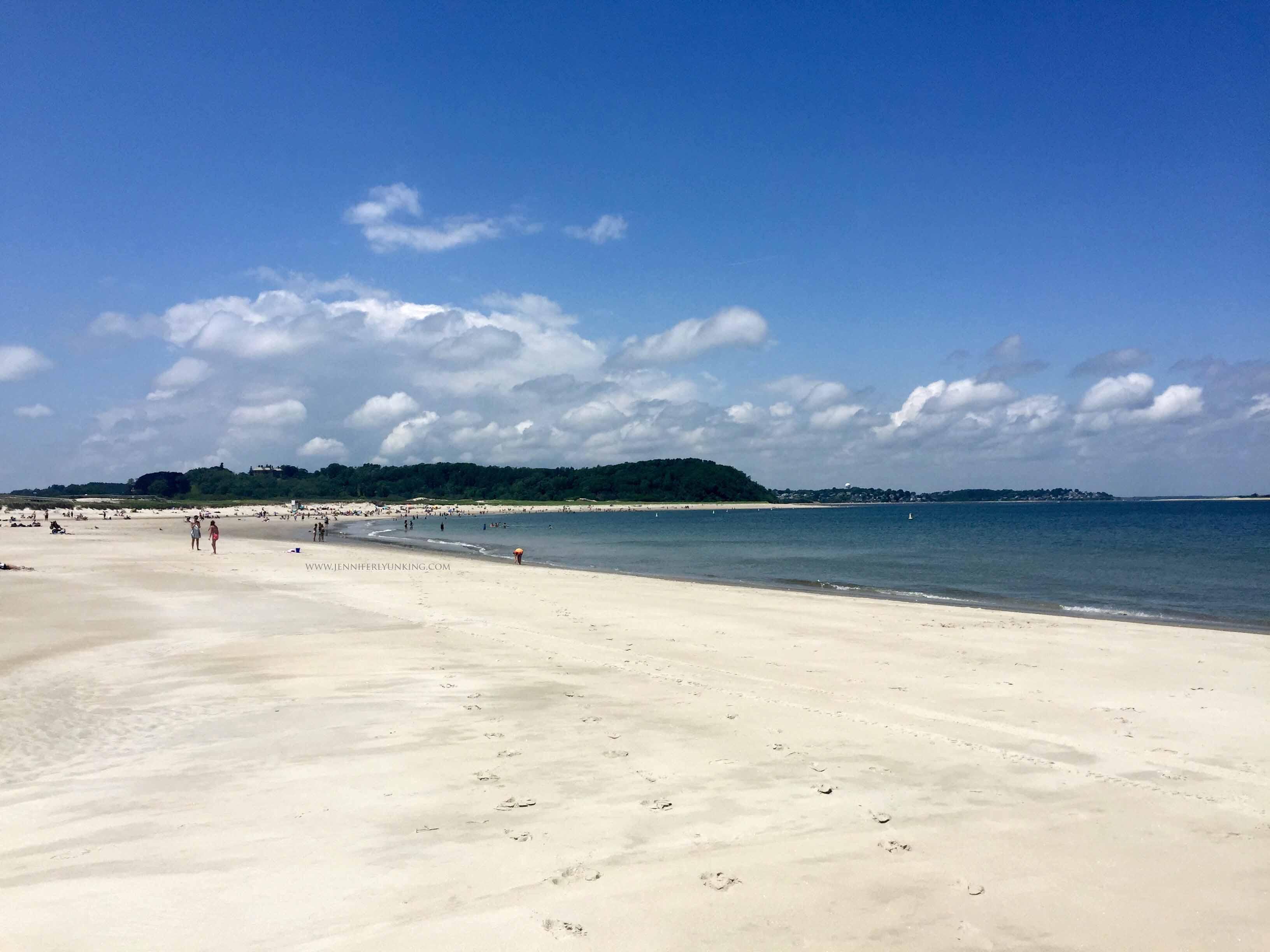 Beaches Near Ipswich