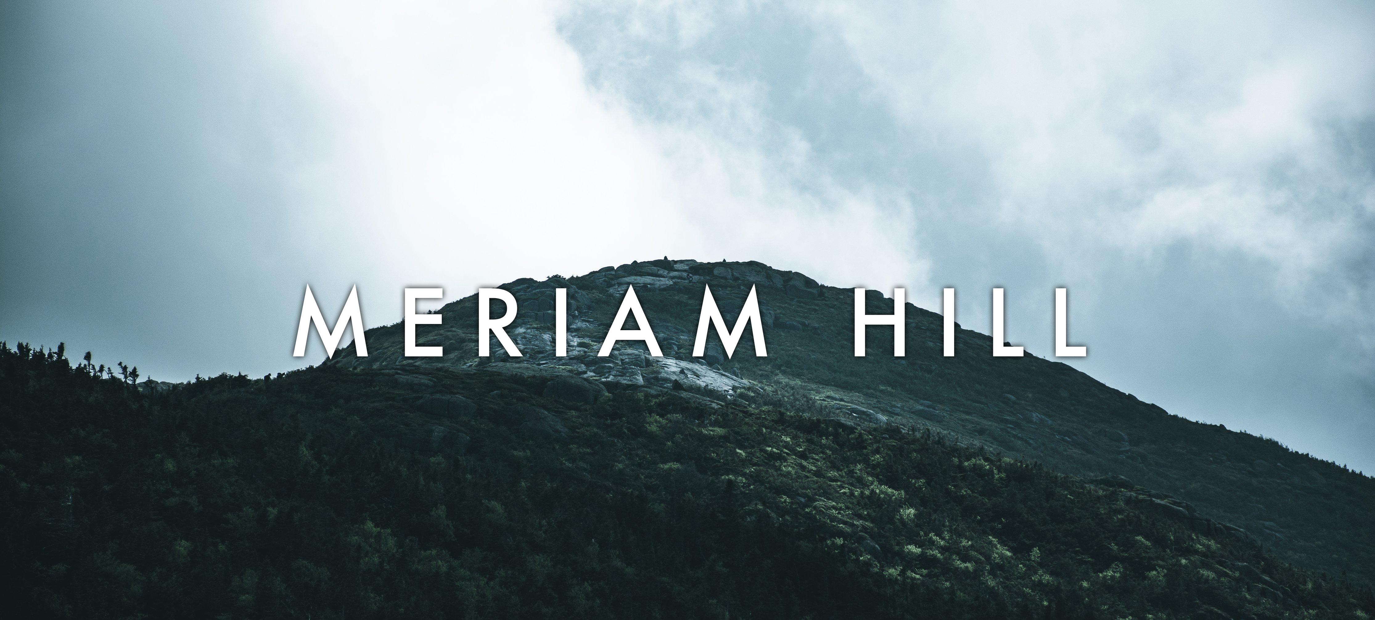 meriam hill, lexington, ma