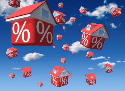 falling mortgage rates, newton real estate, boston real estate, real estate news, castles unlimited