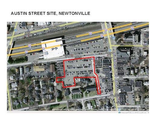 Austin Street Site