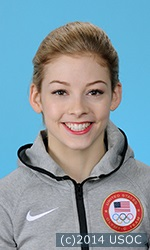 Gracie Gold 2