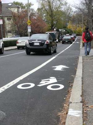biking lane