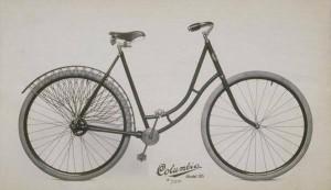 columbia bicycle model