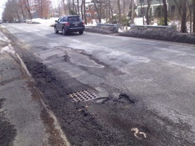 newton pothole 2