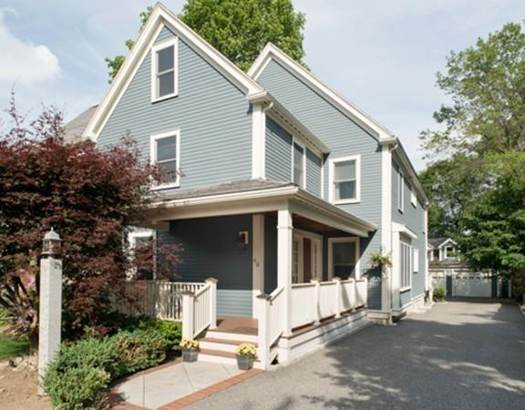 Newton MA Homes for Sale