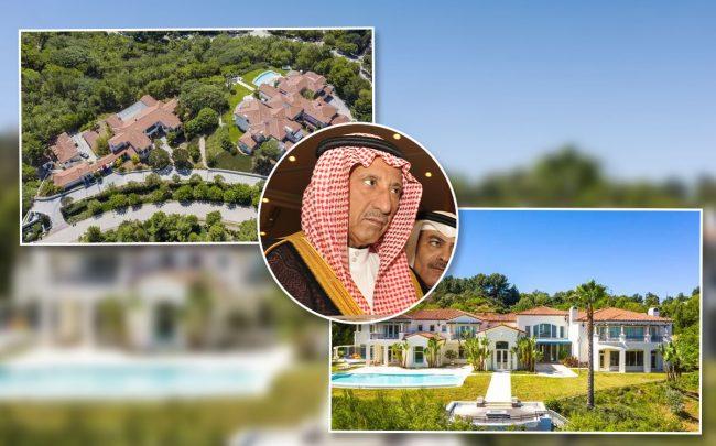 prince turki bin nasser hills compound