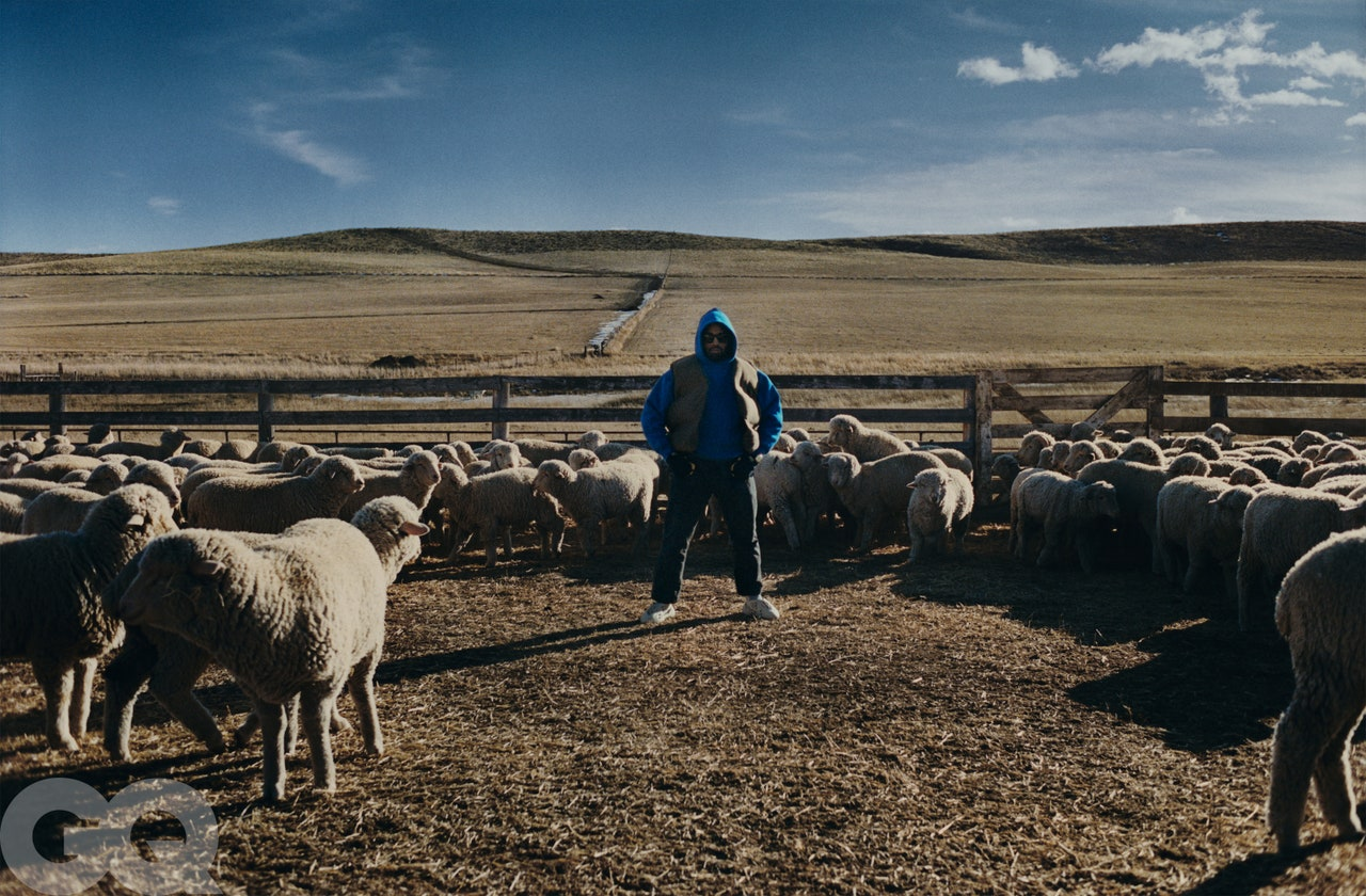 yeezy sheep