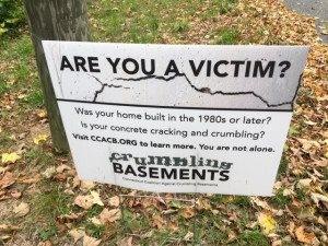Crumbling Basements