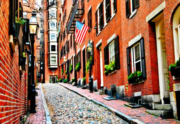 Beacon Hill condos for sale and rent in Boston