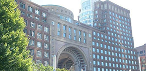 Rowes Wharf - Exterior