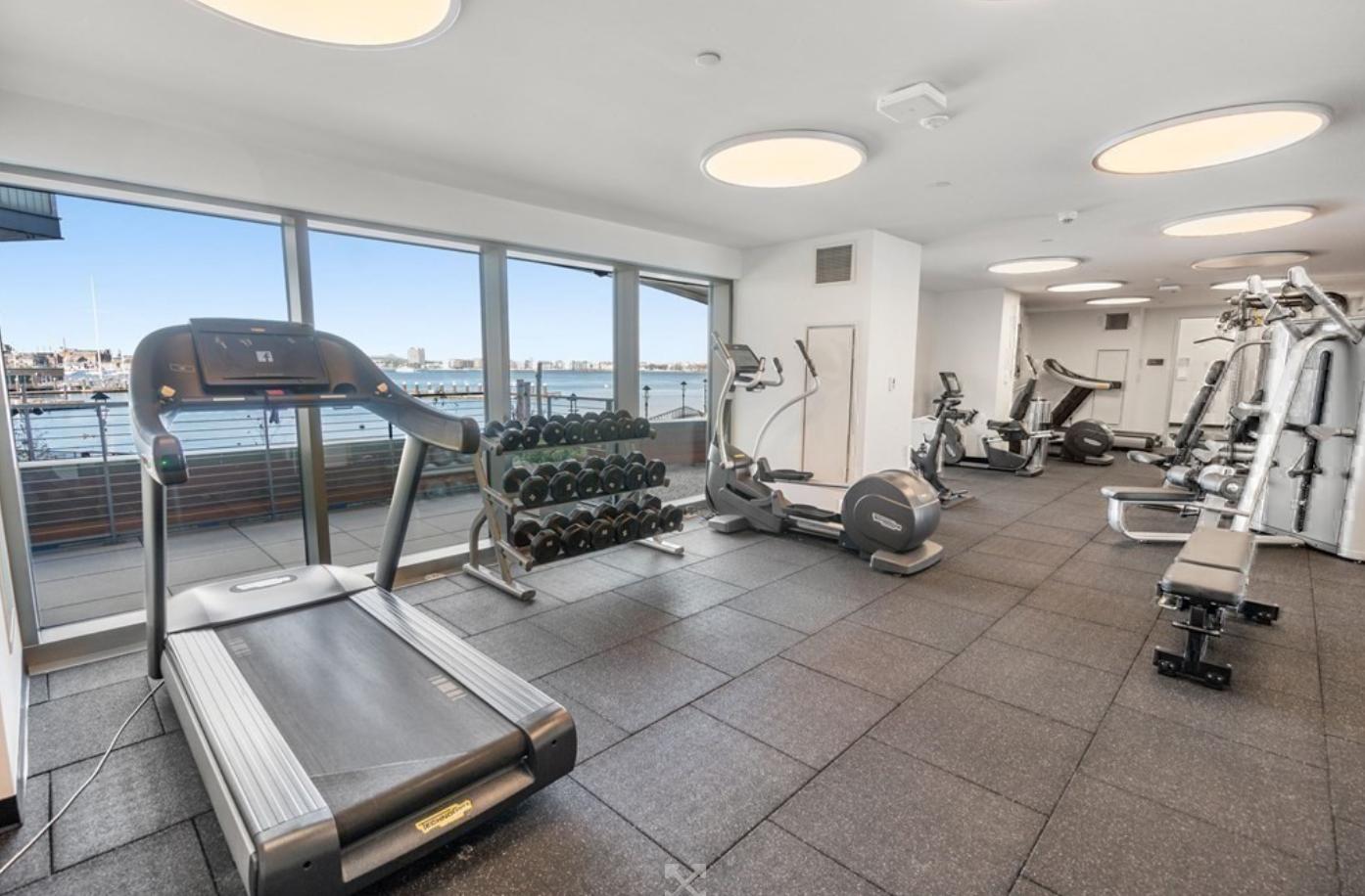 Pier 4 Fitness Center