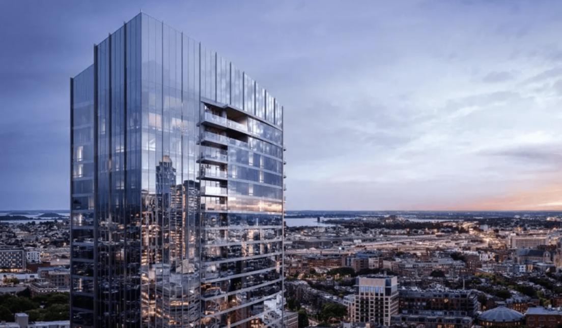 Raffles Residences in Boston