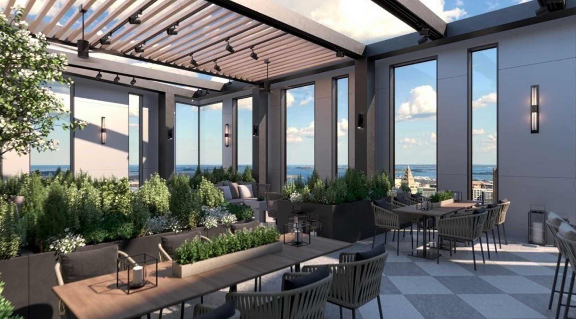 The Sudbury Garden Terrace