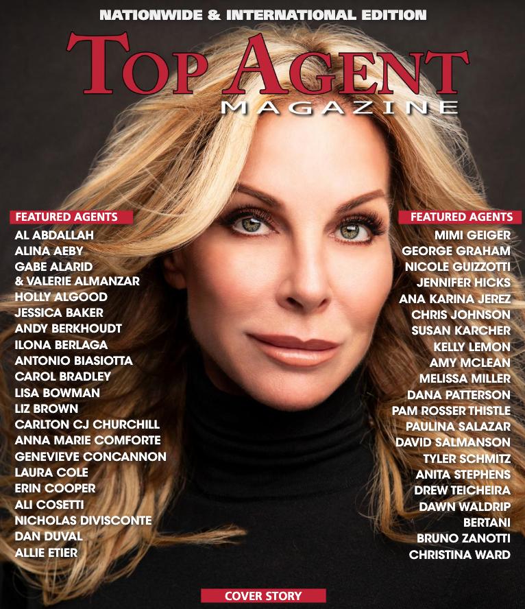 Top Agent Magazine 2020