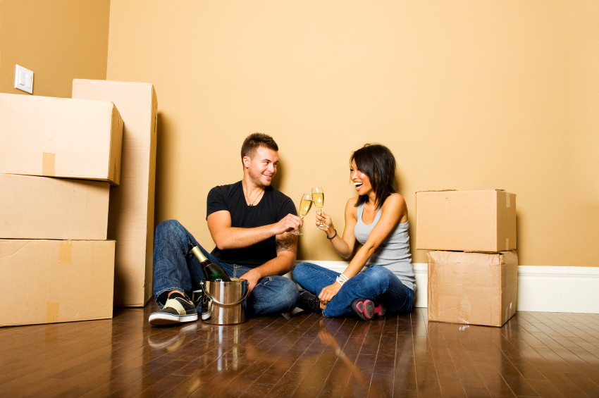 things are looking up for first time homebuyers