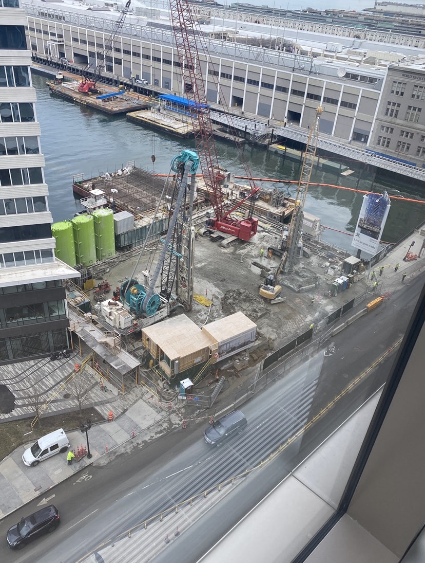 St. Regis Under Construction
